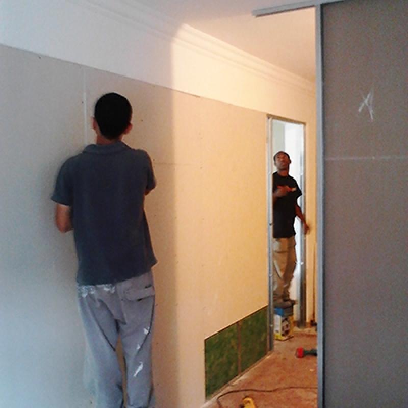 Onde Encontro Divisória Acústica de Isolamento Vila Pompeia - Divisória Acústica de Isolamento