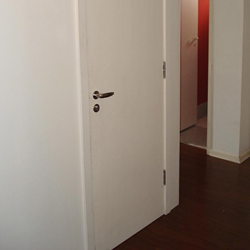 Porta Acústica Apartamento Preço São Domingos - Porta Acústica de Madeira