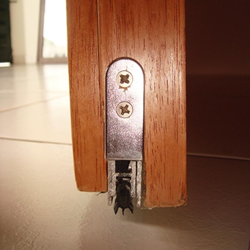 Portas Acústicas para Consultório Morumbi - Porta Acústica de Madeira