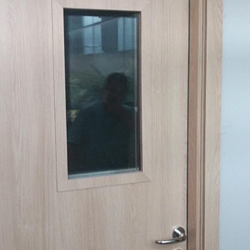 Portas Acústicas para Estúdio Jockey Club - Porta Acústica de Madeira