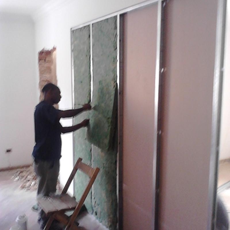Revestimento Acústico para Parede de Apartamento Butantã - Revestimento Acústico para Parede