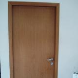 loja de porta acústica madeira Vila Romana