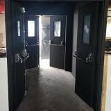 porta acústica madeira Alto de Pinheiros
