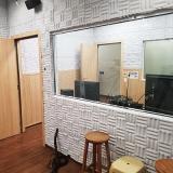 porta acústica para estúdio Vila Romana