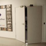 portas acústicas para auditório São Domingos